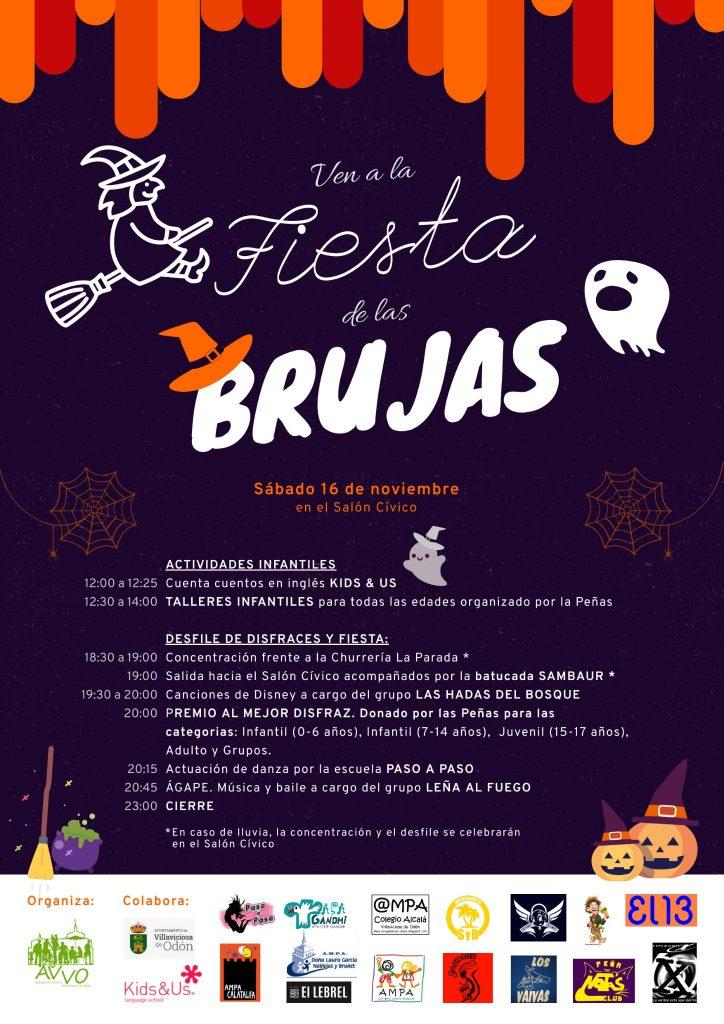 Fiesta de Brujas 2019